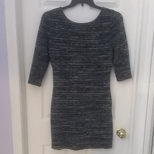 EUC Lily Rose Pull Over Stretch Dress XL